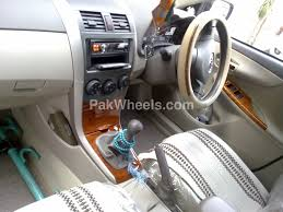 toyota corolla xli vvti 2009 for sale in lahore pakwheels