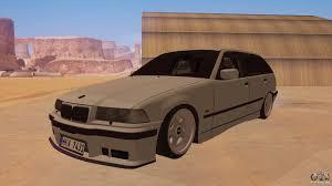 Bmw M3 Wagon - bmw m3 e36 touring for gta san andreas