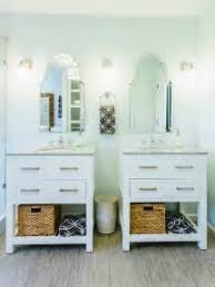 love the idea of two separate vanities vs 1 vanity with 2 sinks