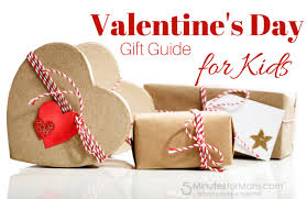 valentines gifts for s day gift guide for kids 5 minutes for