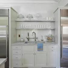 Kitchen Sink Under Shelves Design Ideas - Kitchen sink shelves