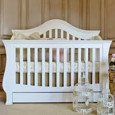 Convertible Sleigh Bed Crib Million Dollar Baby Ashbury 4 In 1 Sleigh Convertible Crib With
