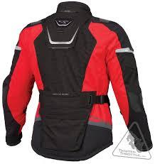 waterproof bike jacket macna men s red all season geo 2 waterproof motorcycle jacket