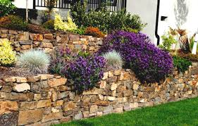 Terraced Retaining Wall Ideas by Terrace Rock Landscaping Ideas Home Decor And Design Ideas