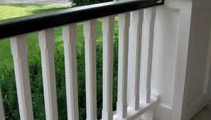 Banisters And Handrails 100s Of Deck Railing Ideas And Designs