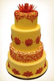 exotic asian wedding cakes