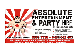 absolute entertainment and party hire coffs harbour bubble