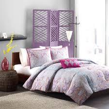 girls bedding pink amazon com comforter girls teen bedding set pink purple yellow