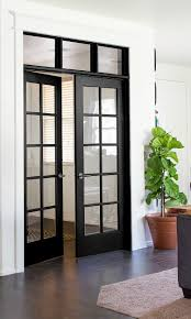 Interior Door With Transom Installing French Doors With A Diy Transom Window Transom