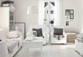 living room shabby chic white living room design ideas with