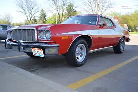 What Was The Starsky And Hutch Car Lot Shots 1976 Ford Gran Torino