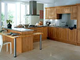 deco cuisine bois cuisine en bois space