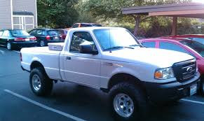 ford ranger lifted 2006 ford ranger information and photos zombiedrive
