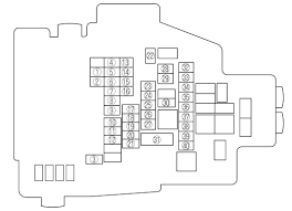 mazda 6 2009 u2013 2010 u2013 fuse box diagram auto genius