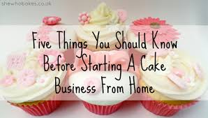 how to decorate cakes at home five things you should know before starting a cake business from