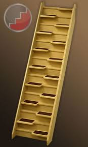 Alternate Tread Stairs Design Space Saver Loft And Alternating Tread Staircases From Stairplan