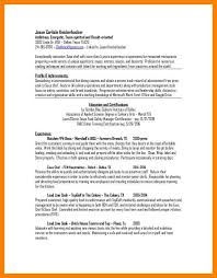 Prep Cook Resume Examples Sous Chef Resume Examples Chef Resume Resume Of A Chef Sous Chef