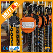 100 lifting chains inspection manual tiger tcb hand chain