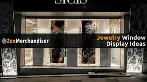 100 jewelry window displays ideas designs