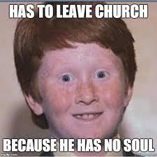 Ginger Memes - overconfident ginger meme generator imgflip