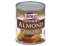 solo pure almond paste 8 oz meijer com