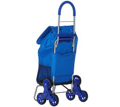 What Rolls Down Stairs by Trolley Dolly 2 In 1 Folding Cart U0026 Dolly With Stair Climbing