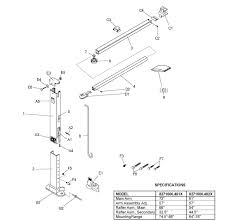 A E Awning Company Laurelhurst Distributors Parts Breakdown Awnings