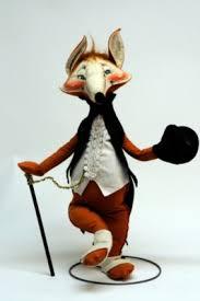 vintage fox annalee dolls
