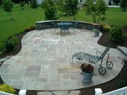 Cost Of Paver Patio Home Patio Ideas Backyard Patio Flagstone Decorating Concrete Outdoor