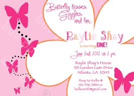 5 best images of free printable butterfly birthday invitations