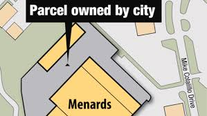 menards gift registry wedding menards poised to buy overlooked triangle of land in west duluth