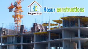 hosur industrial residential building contractor civil