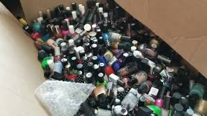 all polishes being destashed part 1 youtube