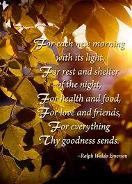 thanksgiving prayers thanksgiving blessings