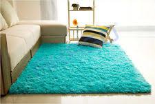 Teal Living Room Rug Area Rugs Ebay