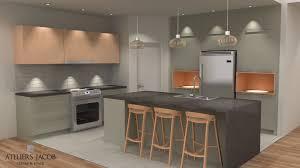 Design New Kitchen by Easy Design New Kitchen With Kitchen 3d Ward Log Homes