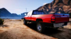 Dodge Truck Ram 3500 - 2nd gen dodge ram 3500 lifted gta5 mods com