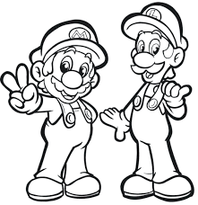 articles mario bowser coloring pages print tag mario