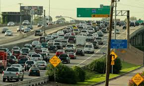 Traffic Map Houston Houston U0027s Worst Downtown Commutes Houston Chronicle