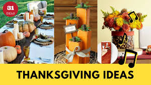 easy thanksgiving centerpiece ideas 31 easy fall and thanksgiving centerpiece ideas youtube