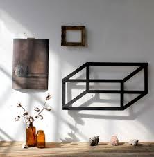 cube wall decor 3d illusion cubes self adhesive diy wallpaper home