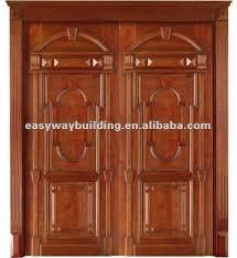 carved wooden door designs double door oversize radius exterior