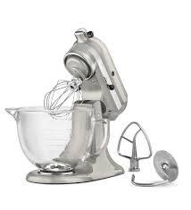 Kitchen Aid Accessories by Kitchenaid Artisan Design 5qt Tilt Head Stand Mixer Glass Bowl