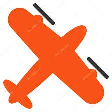 aeroplane icon u2014 stock vector ahasoft 90447146
