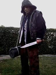 rob zombie halloween 2 hobo myers costume horror amino