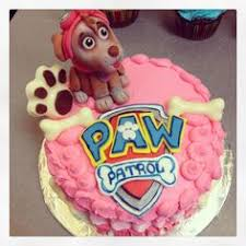 skye from paw patrol birthday cakes google search cakes