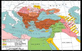 Ottoman Era The Influence Of The Ottoman Turks On The Middle East