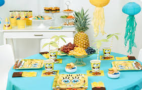 cheap party supplies spongebob squarepants party supplies birthdayexpress