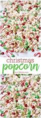 Christmas Treats 29 Christmas Candy Recipes Christmas Popcorn Popcorn Recipes