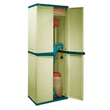 outdoor resin storage cabinets shelves awesome plastic storage cabinet with doors outdoor resin